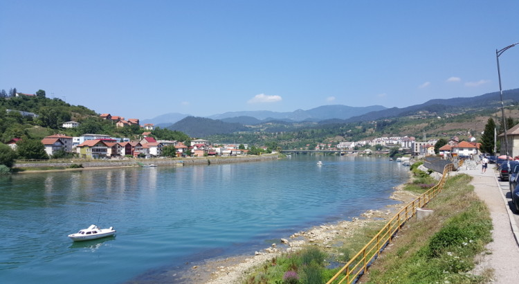 The River Drina