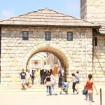 Entrance to Kamengrad