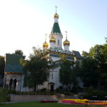 Russian Orthodox Temple of St. Nikolay