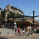 Pedestrian district Zhensky Pazar
